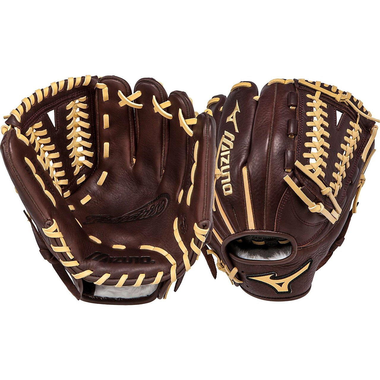 mizuno-franchise-series-gfn1151b1-baseball-glove-11-5-inch-right-handed-throw GFN1151B1-Right Handed Throw Mizuno New Mizuno Franchise Series GFN1151B1 Baseball Glove 11.5 inch Right Handed Throw