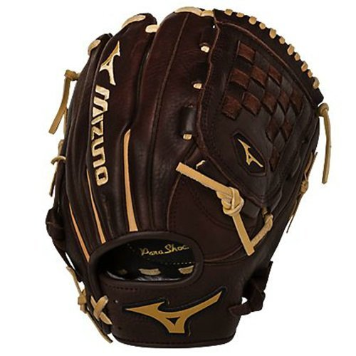 Mizuno Franchise Series GFN1200B1 Baseball Glove 12 inch (Left Handed Throw) : Mizuno Franchise Series have pre-oiled Java Leather which is game ready and long lasting. Hi-low lacing maintains the integrity of a fully laced web while providing added flexibility for easier closure. Parashock plus palm pad and comfortable hand based patterns.12 inch pattern.