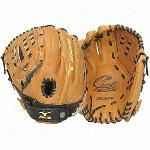 Mizuno GCF1200 12 Inch Infield Pitcher's Fastpitch Softball Glove. 12 Inch Infield Pattern. Tartan 6 Web. Classic Fastpitch Series Pattern designed specifically for fastpitch. Designed  specifically to fit the  female hand. Web is designed for fastpitch size balls. Deerskin Palm Liner.