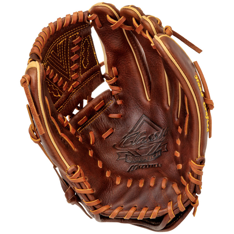 mizuno-gcf1251f1-classic-fastpitch-softball-glove-peanut-right-hand-throw GCF1251F1-RightHandThrow Mizuno 041969555590 Mizuno Classic Fastpitch Softball Glove 12.5 GCF1251F1 Classic FP Ball Glove