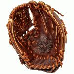 Mizuno GCF1252F1 Classic Fastpitch Softball Glove Peanut Right Hand Throw