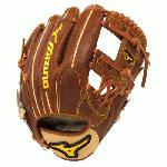 Classic Pro Future GCP41F Youth Infield Glove Perfect for the ball player looking to get to the next level The Classic Pro Future features Mizuno's legendarily crafted Pro patterns and is sized for smaller hands for maximum control.