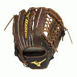 mizuno gcp81s2 classic pro soft baseball glove 12 75 peanut right hand throw