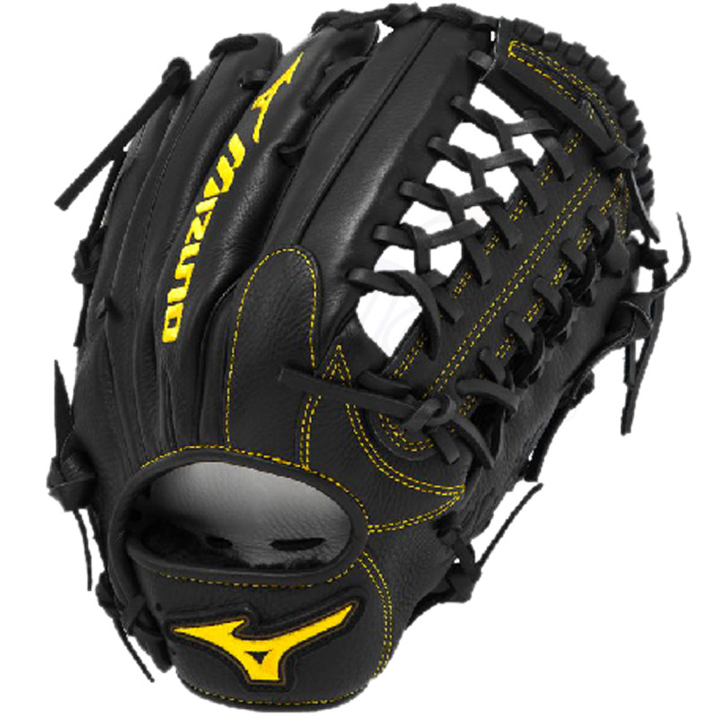 mizuno-gcp81sbk-classic-pro-soft-baseball-glove-12-75-right-hand-throw GCP81SBK-RightHandThrow Mizuno 041969111154 Since 1906 the Mizuno glove masters that design Mizuno Baseball Gloves