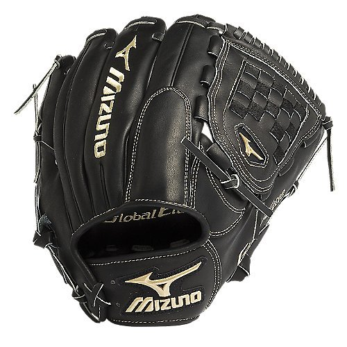 mizuno-gge10vbk-global-elite-vop-baseball-fielders-mitt-black-12-00-inch-right-handed-throw GGE10VBK-Right Handed Throw Mizuno 041969366882 The Mizuno GGE10VBK is a 12.00-Inch pitchers glove made from Japanese