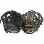11.75 GGE50 infielder pattern. E-Lite Leather for soft and light performance. Counter Balanced to remove weight from glove fingers for more control and lightweight feel. Roll Welting for increased support throughout the fingers.