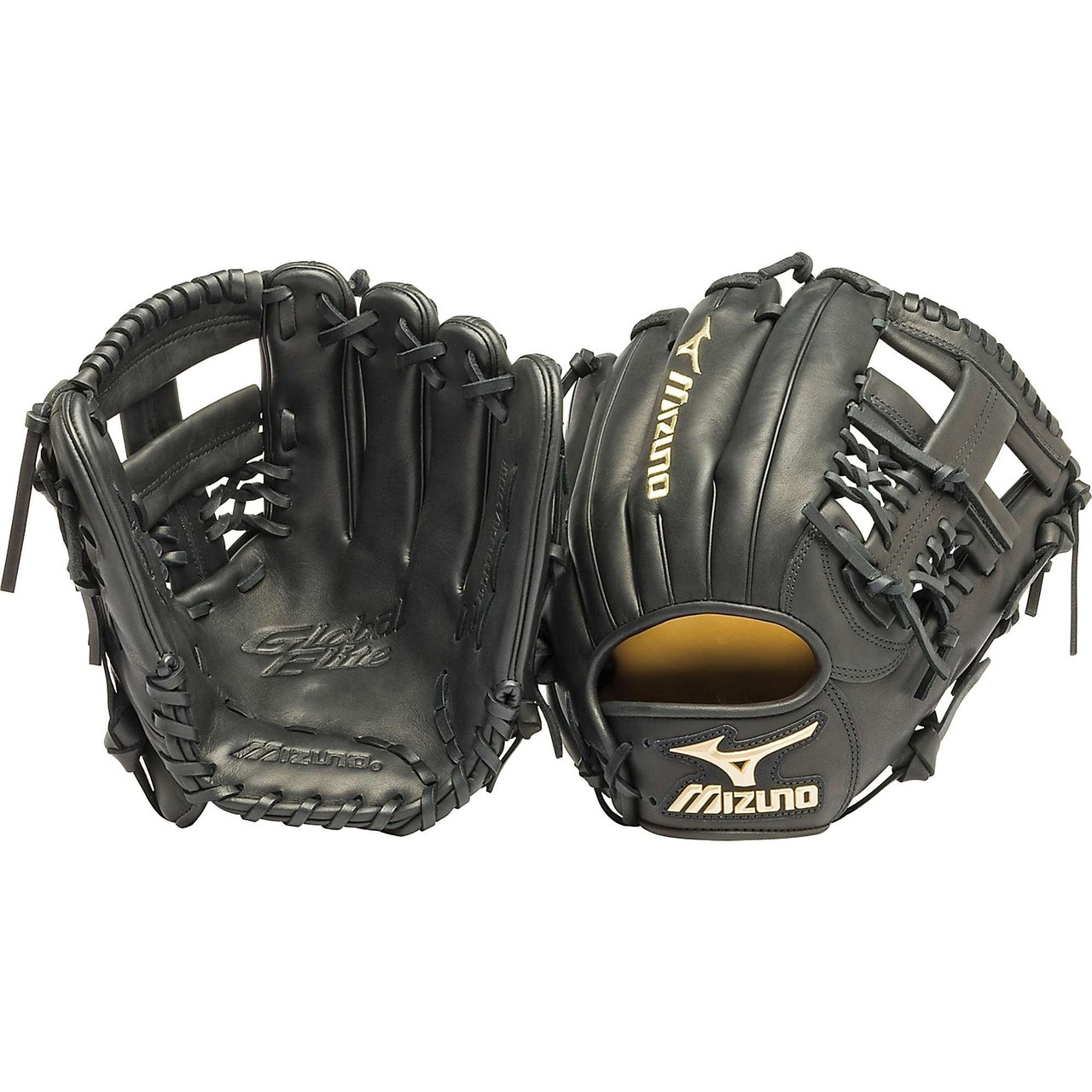 mizuno-gge50-global-elite-baseball-glove-11-75-inch-right-handed-throw GGE50-Right Handed Throw Mizuno 041969262054 11.75 GGE50 infielder pattern. E-Lite Leather for soft and light performance.