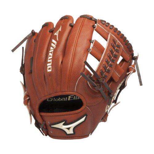mizuno-gge60j1-global-elite-jinama-baseball-glove-11-5-right-hand-throw GGE60J1-Right Hand Throw Mizuno 041969111192 Jinama Leather- Rugged rich Japanese leather for extreme durability. Roll Welting-