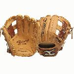 Mizuno GGE61 Global Elite 11.5 Baseball Glove Right Handed Throw