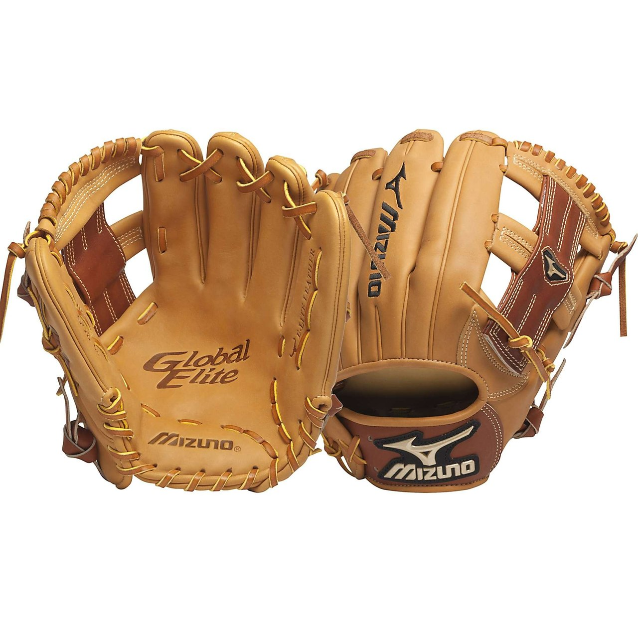 mizuno-gge61-global-elite-11-5-baseball-glove-right-handed-throw GGE61-Right Handed Throw Mizuno 041969366936 E-Lite Leather - Soft and light for the ultimate in performance.Counter