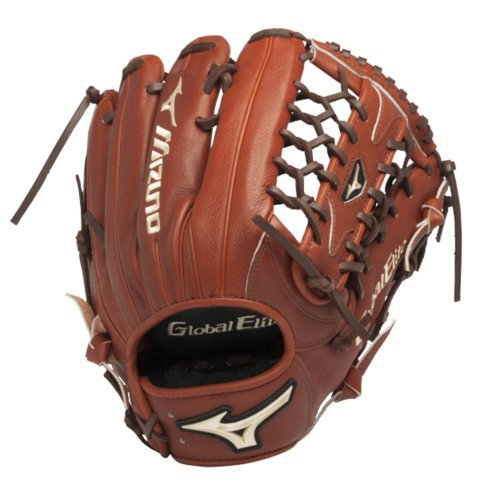 mizuno-gge70j1-global-elite-jinama-12-75-baseball-glove-right-hand-throw GGE70J1-Right Hand Throw Mizuno 041969111246 Mizuno Global Elite Jinama Baseball Glove. Jinama Leather is rugged rich