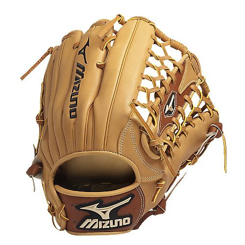 mizuno-gge71-global-elite-12-75-outfield-baseball-glove-right-handed-throw GGE71-Right Handed Throw Mizuno 041969367957 E-Lite Leather - Soft and light for the ultimate in performance.