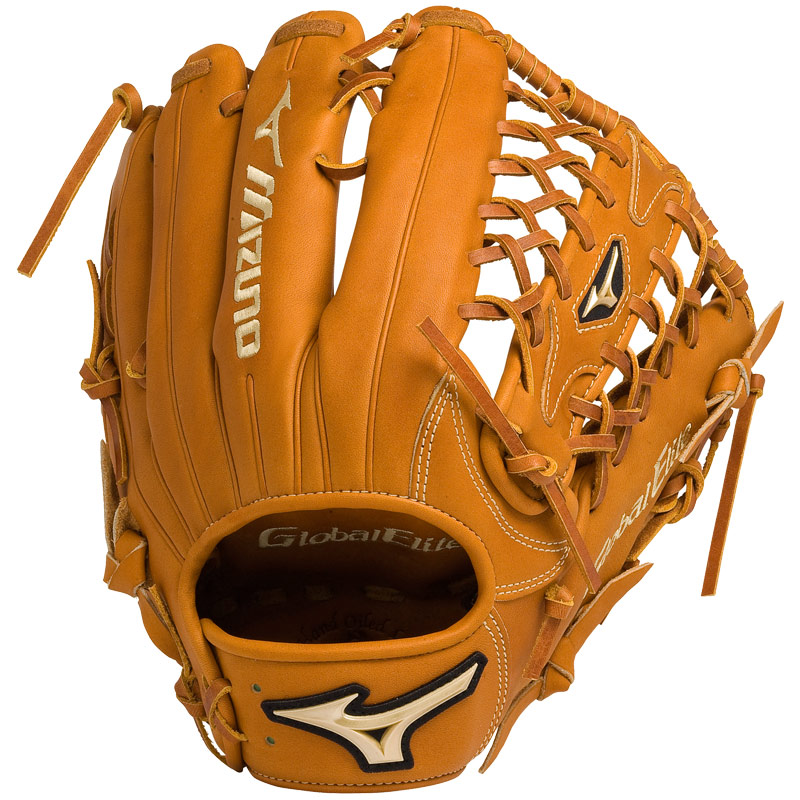 mizuno-gge71v-global-elite-vop-12-75-in-outfield-baseball-glove-right-hand-throw GGE71V-Right Handed Throw Mizuno 041969458907 Mizuno vibration processed hand oiled leather and roll Welting which increases