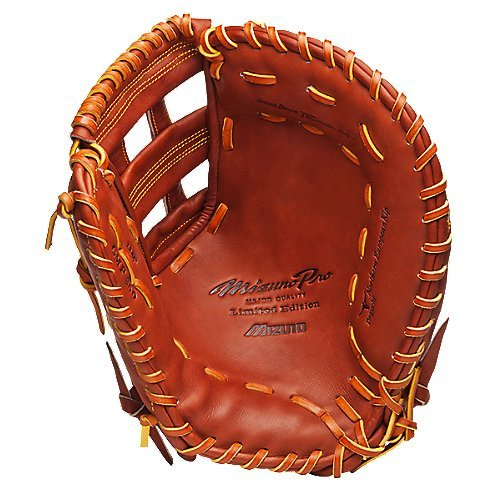 mizuno-gmp300-pro-limited-first-base-mitt-right-handed-throw GMP300-Right Handed Throw Mizuno New Mizuno GMP300 Pro LImited First Base Mitt Right Handed Throw