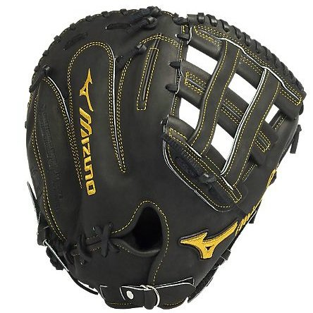 mizuno-gmp300bk-13-in-black-pro-baseball-first-base-mitt-right-handed-throw GMP300BK-Right Handed Throw Mizuno 041969460467 The Mizuno GMP300 is a 13.00-Inch Pro sized first basemens mitt