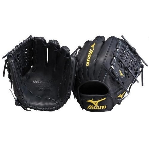 Mizuno Pro Limited LEFT HAND THROW GMP63BK Black 11.5 T Web Baseball Glove