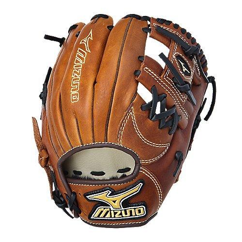 mizuno-gmvp1125b1-mvp-baseball-fielders-mitt-copper-11-25-inch-right-handed-throw GMVP1125B1-Right Handed Throw Mizuno 041969368190 The Mizuno GMVP1125B1 is an 11.25 Inch infielders glove made from