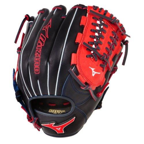 mizuno-gmvp1177pse3-baseball-glove-11-75-inch-navy-red-right-hand-throw GMVP1177PSE3-Navy-RedRight Hand Throw Mizuno New Mizuno GMVP1177PSE3 Baseball Glove 11.75 inch Navy-Red Right Hand Throw