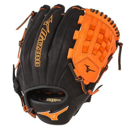 mizuno-gmvp1200pse3-mvp-prime-baseball-glove-12-inch-black-orange-right-hand-throw GMVP1200PSE3-Black-OrangeRightHandThrow Mizuno New Mizuno GMVP1200PSE3 MVP Prime Baseball Glove 12 inch Black-Orange Right Hand