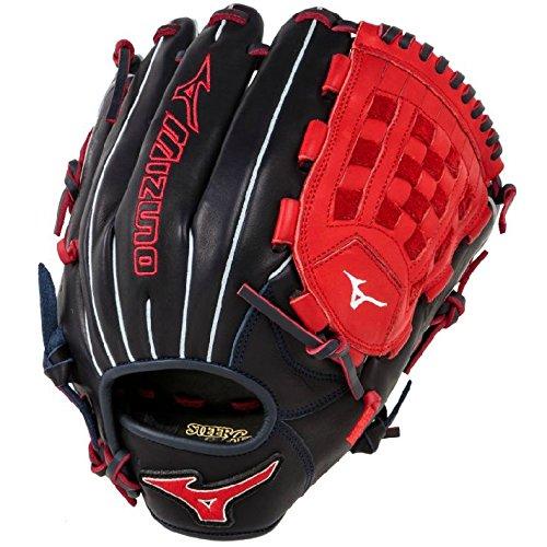 mizuno-gmvp1200pse3-mvp-prime-baseball-glove-12-inch-navy-red-right-hand-throw GMVP1200PSE3-Navy-RedRight Hand Throw Mizuno New Mizuno GMVP1200PSE3 MVP Prime Baseball Glove 12 inch Navy-Red Right Hand