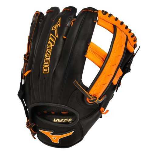 mizuno-gmvp1250pses3-prime-se-slowpitch-glove-black-orange-right-hand-throw GMVP1250PSES3-BKOR-RightHandThrow Mizuno 041969112038 Mizuno MVP Prime SE Slowpitch Softball Glove 12.5 GMVP1250PSES3 MVP Prime