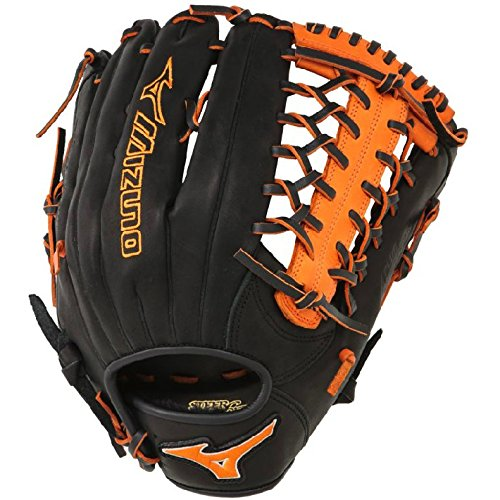 mizuno-gmvp1277pse3-mvp-prime-baseball-glove-12-75-inch-black-orange-right-hand-throw GMVP1277PSE3-Black-OrangeRghtHandThrow Mizuno New Mizuno GMVP1277PSE3 MVP Prime Baseball Glove 12.75 inch Black-Orange Right Hand