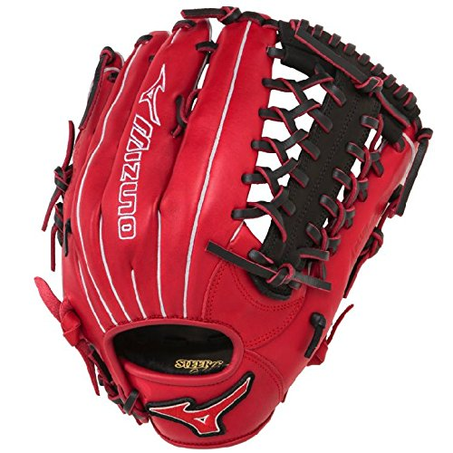 mizuno-gmvp1277pse3-mvp-prime-baseball-glove-12-75-inch-red-black-right-hand-throw GMVP1277PSE3-Red-BlackRight Hand Throw Mizuno New Mizuno GMVP1277PSE3 MVP Prime Baseball Glove 12.75 inch Red-Black Right Hand