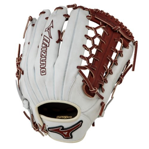 mizuno-gmvp1277pse3-mvp-prime-baseball-glove-12-75-inch-silver-brown-right-hand-throw GMVP1277PSE3-Silver-BrownRightHandThrow Mizuno New Mizuno GMVP1277PSE3 MVP Prime Baseball Glove 12.75 inch Silver-Brown Right Hand