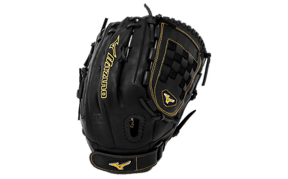 mizuno-gmvp1300pf1-mvp-prime-softball-glove-13-inch-right-hand-throw GMVP1300PF1-Right Handed Throw Mizuno 041969112496 Mizuno softball glove. Smooth professional style oil soft plus leather is