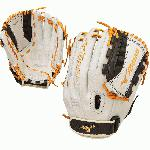 Fastpitch Softball Specific Fit and Design Heel Flex Technology - Creates A More Flexible   Forgiving Heel for Ultimate Feel and Performance LMRB Web Outfield   Pitcher Model Plus Grip Thumb - Ultra Comfortable Padded Thumb Slot Professional Level Lace - Same High-Quality Laces Offered in Mizuno Pro Gloves Strong Edge Lace Design - Adds Stability to Thumb and Pinky Stall to Increase Longevity Ultra Soft Palm Liner - Soft Finish for Excellent Feel 13.00 Inch Pattern Bio Soft Leather - Pro-Style  Smooth Leather That Balances Oil and Softness with Firm Control Center Pocket Design - Naturally Centers the Pocket Under the Index Finger for the Perfect Break-In Closed Back with PowerLock Wrist Strap