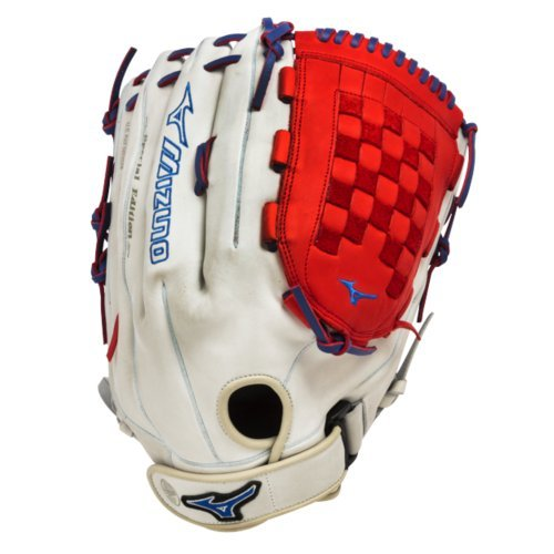 mizuno-gmvp1400pses3-slowpitch-softball-glove-14-inch-silver-red-royal-right-hand-throw GMVP1400PSES3-Silver-Red-RoyalRgtHndThrw Mizuno New Mizuno GMVP1400PSES3 Slowpitch Softball Glove 14 inch Silver-Red-Royal Right Hand Throw