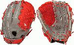 MVP Prime SE Ball Glove Features Center pocket designed patterns Bio Soft Leather Heel Flex - provides a more fogiving and flexible heel UltraSoft Palm Liner Strong Edge Lace Design 2 Tone Professional Level Lace Plus Grip Thumb - Ultra comfortable padded thumb slot 14 Utility Pattern Royal Red Tartan Web One Year Manufacturer Warranty