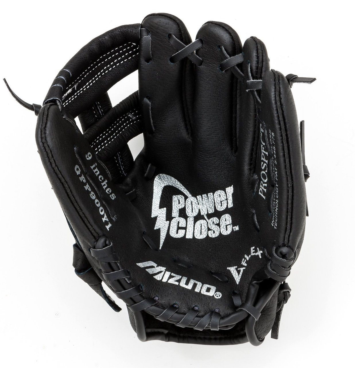 mizuno-gpp900y1-youth-prospect-series-9-inch-baseball-glove-right-hand-throw GPP900Y1-Right Hand Throw Mizuno 041969125489 Mizuno Prospect series baseball gloves have patent pending heel flex technology