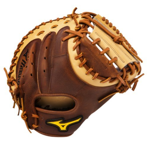 mizuno-gxc28-classic-pro-soft-catchers-mitt-33-5-inch-right-hand-throw GXC28-Right Hand Throw Mizuno 041969112267 Mizuno Classic Pro Soft Catchers Mitt 33.5 inch. Throwback Leather that