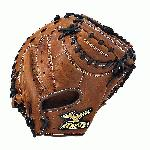 Mizuno GXC57 MVP Prime Series 34 Catcher's Mitt (Right Handed Throw) : Made from the finest leathers, Mizuno's mitts feature a patented ParaShock Palm which absorbs the shock of repeated use, providing less rebound, more protection, and ideal comfort.