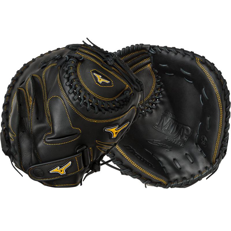 mizuno-gxs50pf2-mvp-prime-34-in-fastpitch-softball-catchers-mitt-right-hand-throw GXS50PF2-RightHandThrow Mizuno 889961044885 The MVP Prime for fastpitch softball has Center Pocket Designed Patterns