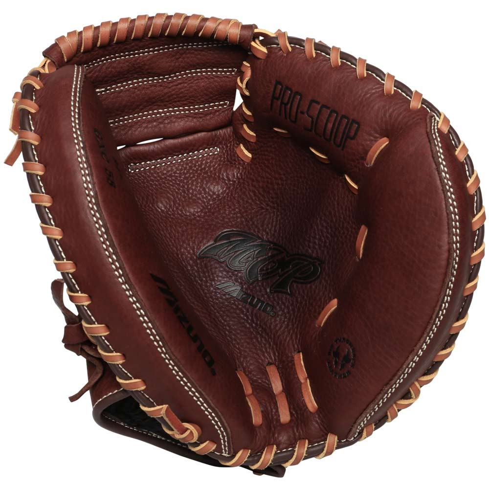 mizuno-mvp-34-inch-catchers-mitt-gxc58-right-hand-throw GXC58-Right Handed Throw Mizuno B00XQ8MPRY