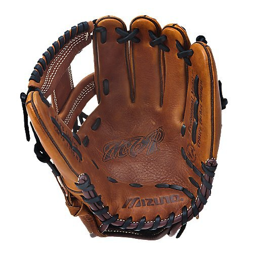 Mizuno MVP GMVP1175B1 Baeball Glove 11.75 inch (Right Handed Throw) : Center Pocket designed patterns make the MVP glove easy to break in. The Soft, pebbled, Bio Trowback leather that is used is game ready and will last you many seasons, and the Ultrasoft palm lining gives you a buttery smooth feeling inside the glove.