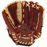 BioThrowback Leather Soft pebbled leather for game ready performance and long br lasting durability. Ultra Soft Palm Liner Palm liner with excellent feeling and br a soft finish. V-Flex Notch Makes closing the glove easier less restriction in br the hinge. PowerLock The simplest and most secure fit available. Double Hinge br Heel Thumb and pinky hinges creat a centered wider pocket perfect for softball. br FlexBridge Hinge Allows the glove to close easier less restriction on the back br of the hand. Durable Professional Level Lace Same durable lace that isoffered in br our professional level gloves. 12.50 Utility Pattern Tartan II Web Available for br left handed throwers. Specs Style 312289 Designed for Rec Travel High School br ProCollege !--img src=..next.png width=400 height=1--