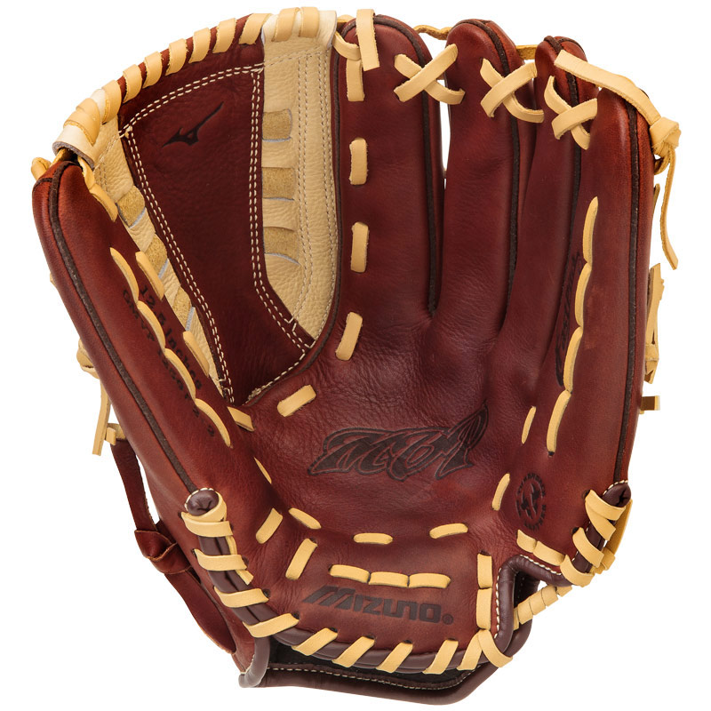mizuno-mvp-gmvp1250f2-12-5-adult-womens-utility-fastpitch-softball-glove-right-hand-throw GMVP1250F2-Right Handed Throw Mizuno B00ZY8CWBS BioThrowback Leather Soft pebbled leather for game ready performance and long