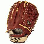 Mizuno MVP GMVP1300F2 13 Adult Women's Outfield Fastpitch Softball Glove Right Hand Throw