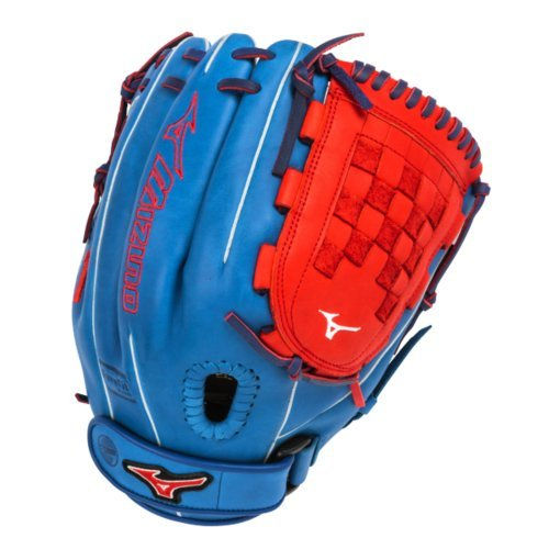 mizuno-mvp-prime-fast-pitch-gmvp1200psef3-12-inch-softball-glove-royal-red-right-hand-throw GMVP1200PSEF3-Royal-RedRight Hand Throw Mizuno New Mizuno MVP Prime Fast Pitch GMVP1200PSEF3 12 inch Softball Glove Royal-Red