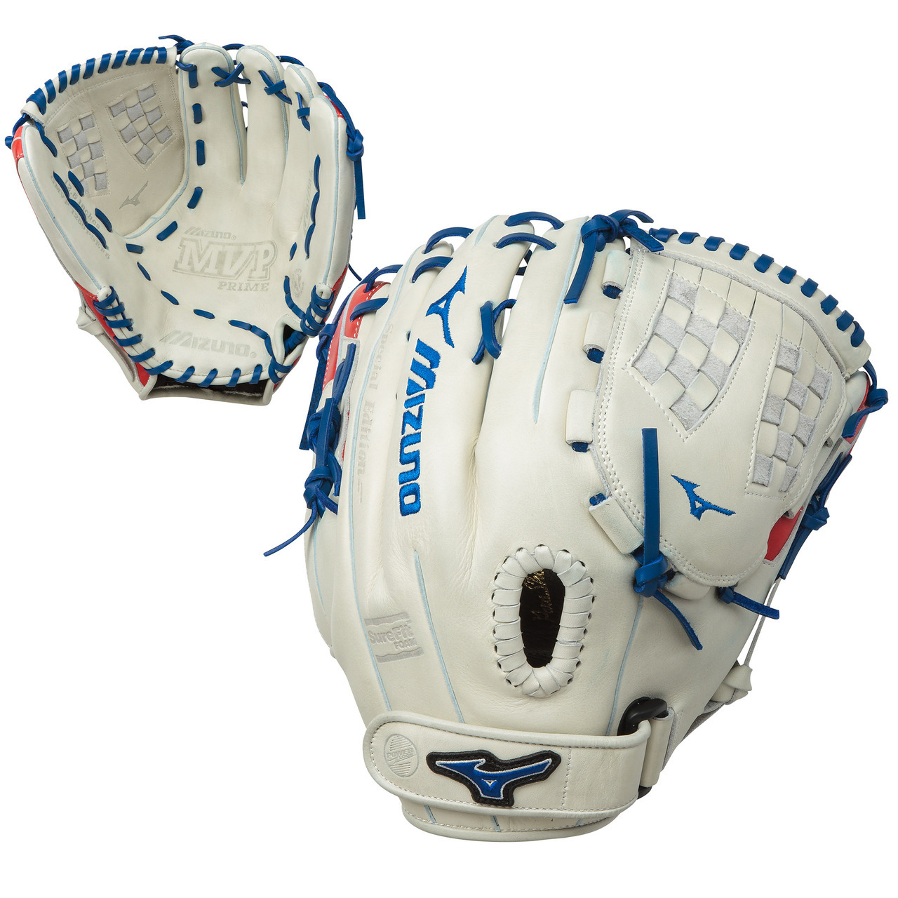mizuno-mvp-prime-gmvp1250psef5-fast-pitch-softball-glove-12-5-silver-red-navy-left-hand-throw GMVP1250PSEF5-SILRDNY-LeftHandThrow Mizuno 889961059711 The Mizuno MVP Prime SE GMVP1250PSEF5 has been constructed with the