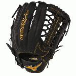 Mizuno MVP Prime GMVP1275P1 Baseball Glove 12.75 inch (Left Handed Throw) : Smooth professional style oil soft plus leather is the perfect balance of oiled softness for exceptional feel and firm control that serious players demand. Outlined, embroidered logo. Center pocket design patterns plus grip thumb for added comfort.