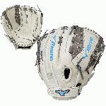 The MVP Prime SE fastpitch softball series gloves feature a Center Pocket Designed Pattern that naturally centers the pocket under the index finger for the most versatile break in possible. Professional style Bio Soft leather has the perfect balance of oil and softness for exceptional feel and firm control that serious players demand. Patent Pending Heel Flex Technology provides a more flexibleforgiving heel for the ultimate in feel and performance. UltraSoft palm liner provides excellent feeling and a soft finish while a Strong Edge Lace Design creates a more stable thumb and pinky. Plus Grip Thumb is an ultra comfortable padded thumb slot. - 13 Inch Fastpitch Model - Special Edition Colorway - Center Pocket Designed Pattern - Bio Soft Leather - Patent Pending Heel Flex Technology - UltraSoft Palm Liner - Strong Edge Lace Design - Plus Grip Thumb - V-Flex Notch for Easy Closure - PowerLock Wrist Closure - Gender Engineered for the Female Hand !-- Used to set table width because AUI is overriding the width attribute of the tables coming in description --