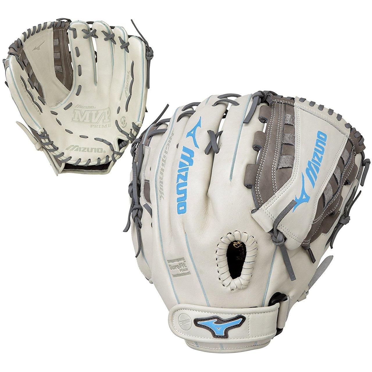 mizuno-mvp-prime-se-13-inch-gmvp1300psef5-fastpitch-softball-glove-silver-black-right-hand-throw GMVP1300PSEF5-SIBK-RightHandThrow Mizuno 889961059865 The MVP Prime SE fastpitch softball series gloves feature a Center
