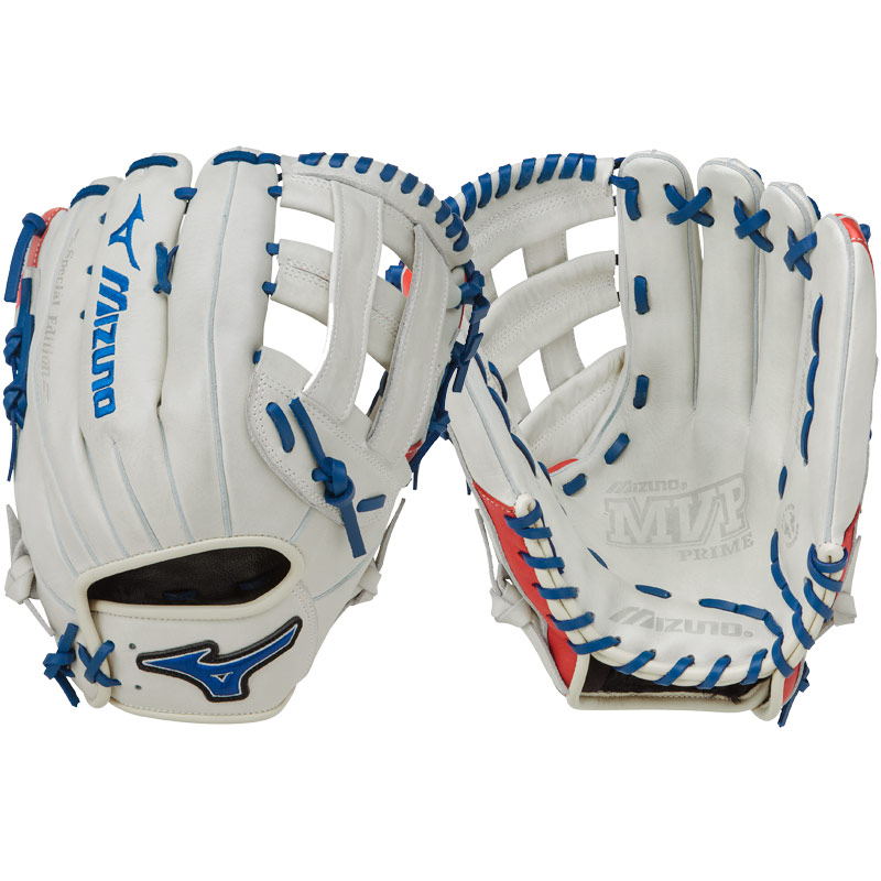 mizuno-mvp-prime-se-13-inch-gmvp1300pses5-slowpitch-softball-glove-silver-red-navy-right-hand-throw GMVP1300PSES5-SIRDNV-RightHandThrow Mizuno 889961060090 The Special Edition MVP Prime Slowpitch Series lives up to Mizunos