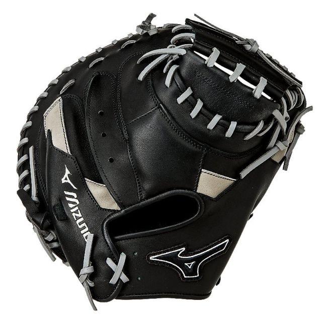 mizuno-mvp-prime-se-34-inch-gxc50pse5-baseball-catchers-mitt-black-smoke-right-hand-throw GXC50PSE5-BKSM-RightHandThrow Mizuno 889961059490 The all new MVP Prime SE catchers mitt features professional style