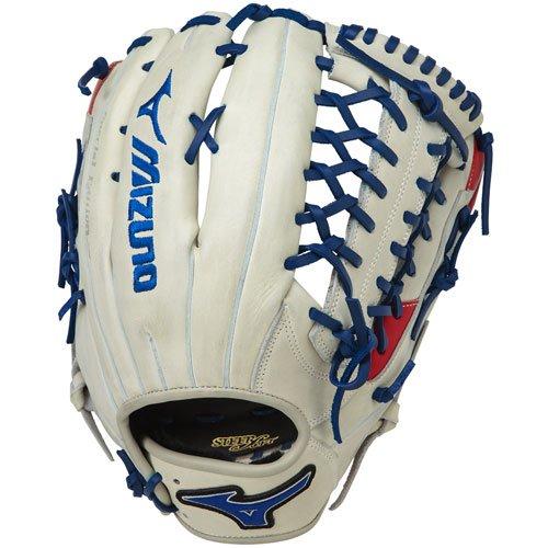 mizuno-mvp-prime-se-baseball-glove-silver-red-navy-12-75-right-hand-throw GMVP1277PSE5-SIRDNV-RightHandThrow Mizuno 889961059339 The Mizuno MVP Prime special edition ball glove features a new