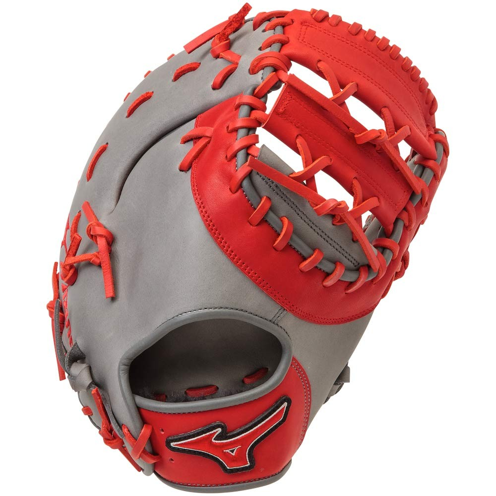 mizuno-mvp-prime-se-first-basemans-mitt-smoke-red-right-hand-throw GXF50PSE4-SMOKE-RED-RightHandThrow Mizuno B016HZVTLU